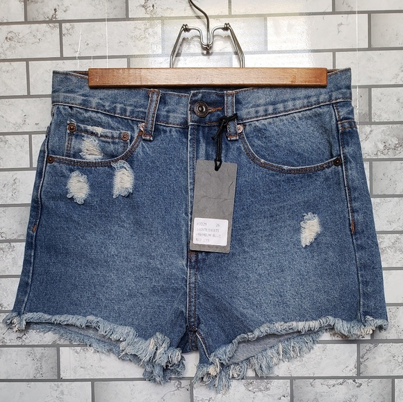 940fe8f37e Denim CoLAB Shorts | New Highwaisted | Poshmark